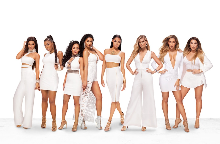 WAGS Miami From WAGS Miami Meet The Cast