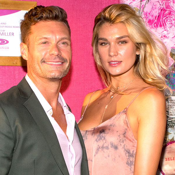Who is ryan seacrest dating in 2019