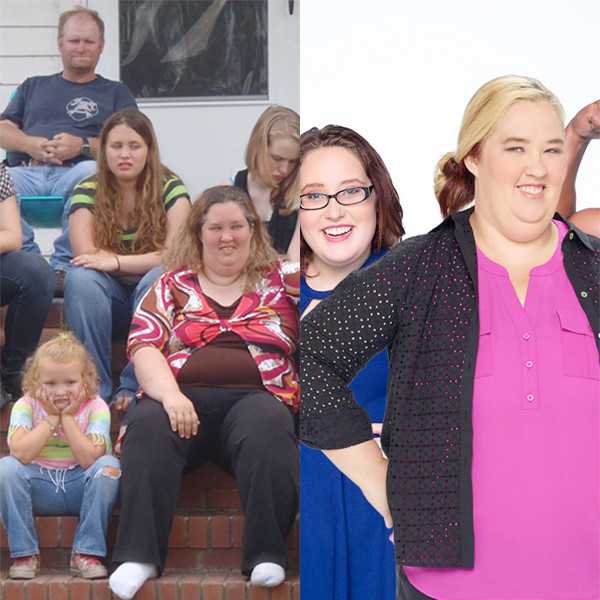 Here Comes Honey Boo Boo, Mama June: From Not To Hot