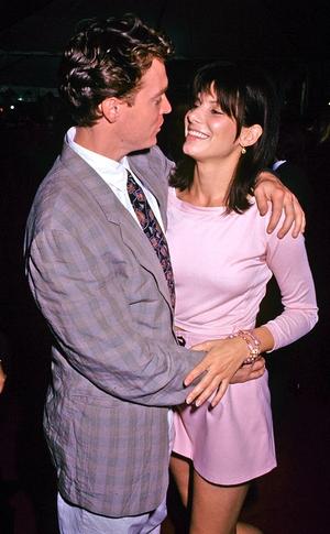 Sandra Bullock, Tate Donovan