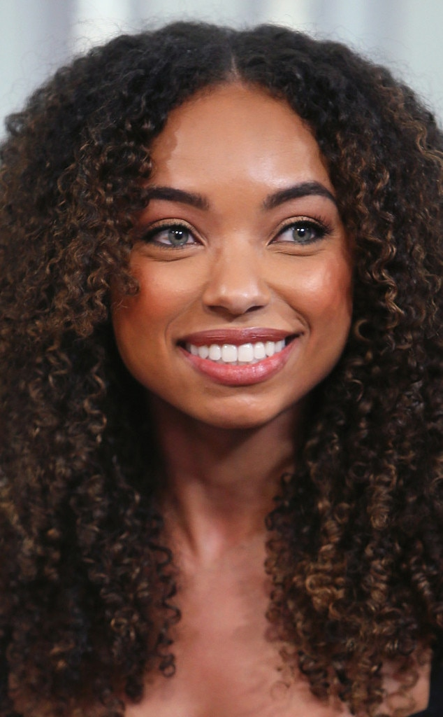 ESC: Logan Browning