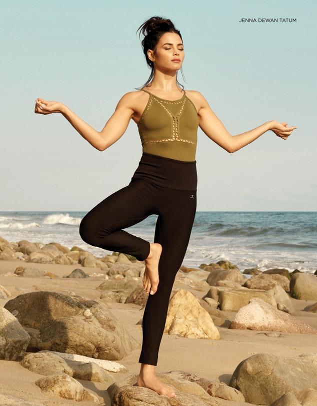 ESC: Jenna Dewan-Tatum (EMBARGO) Campaign