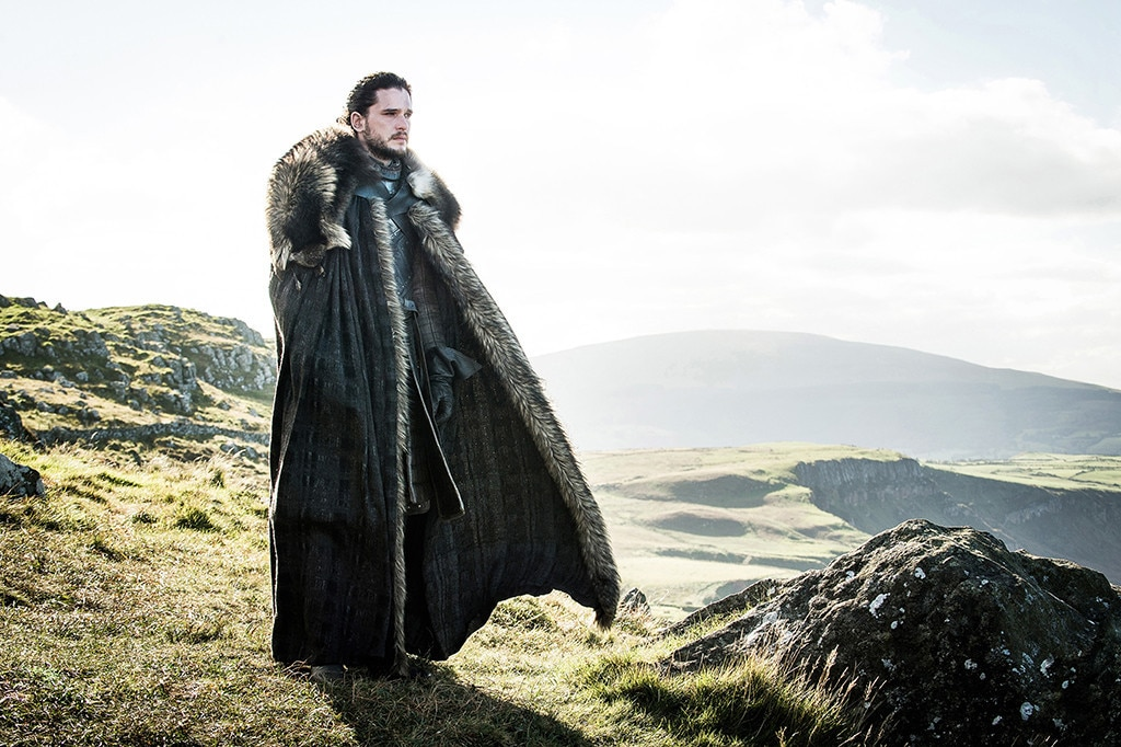 """Kit Harington Teases Game Of Thrones Ending: """"I Know Everything Now"""""""