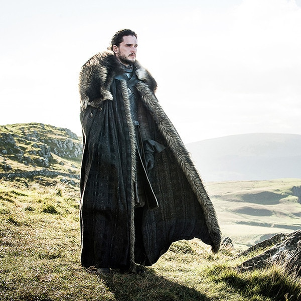 Jon Snow's Wardrobe Is Made of Ikea Rugs