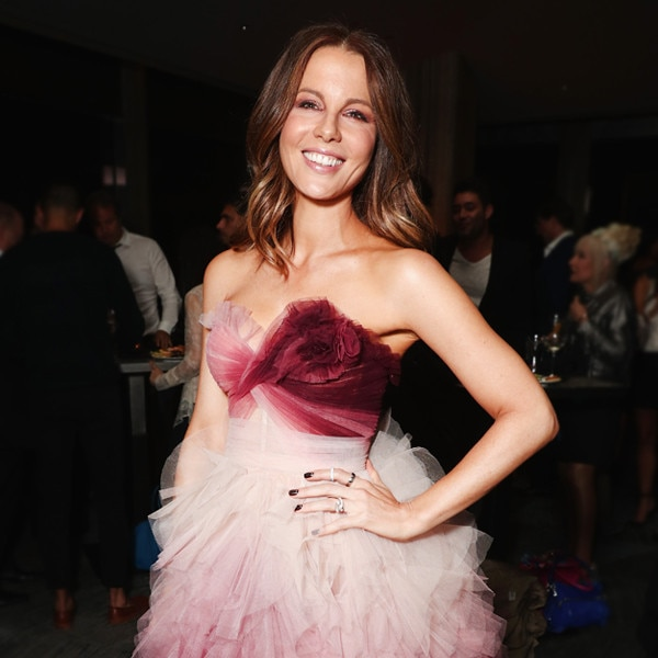 So...Kate Beckinsale's Tulle Dress