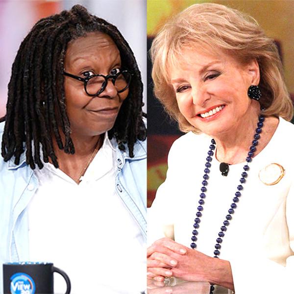 Barbara Walters, Whoopi Goldberg, Elisabeth Hasselbeck, Meredith Vieira, The View