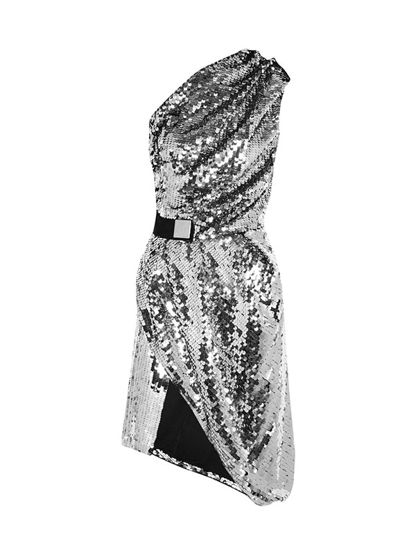 ESC: Sequin Dress