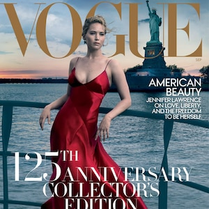 VOGUE, September Issue, Jennifer Lawrence
