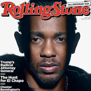 Kendrick Lamar, Rolling Stone