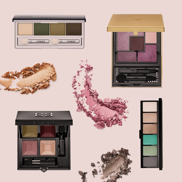 Eye Shadow Palettes For Your Eye Color