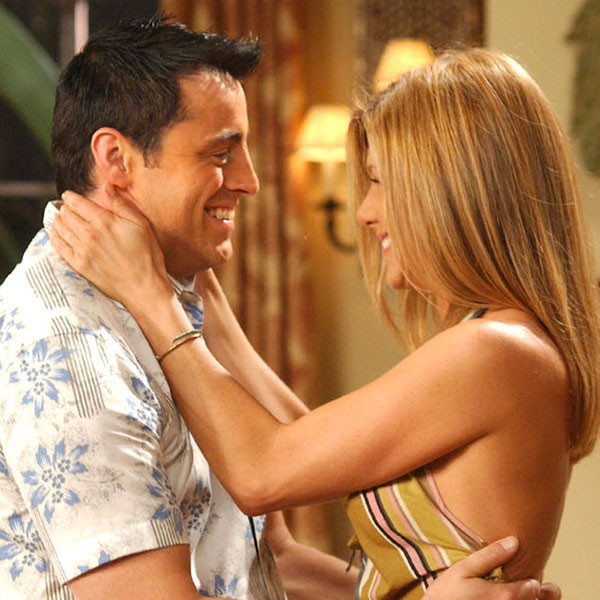 Rachel and Joey, Friends Couples