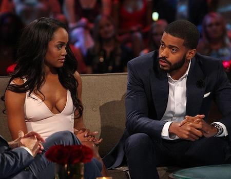 The Bachelorettes Eric Bigger Says Rachel Lindsay Made A Mistake