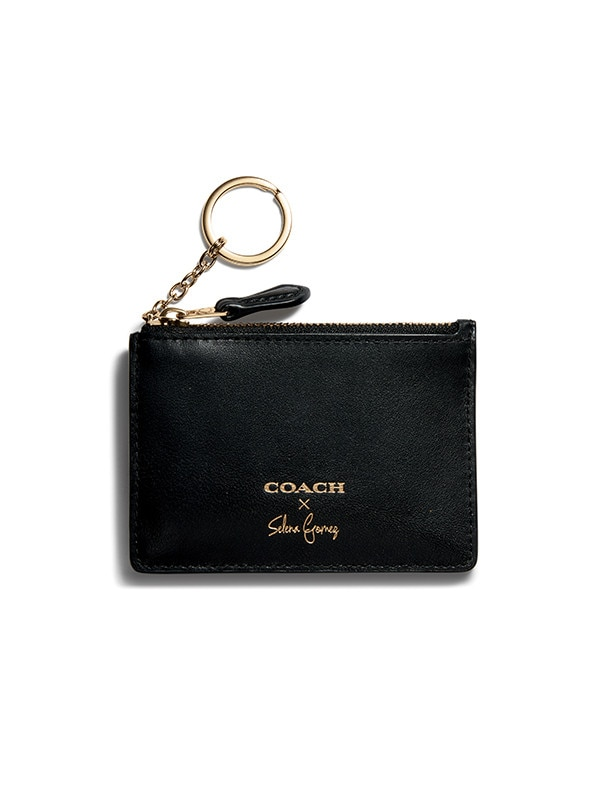 ESC: Selena Gomez x Coach Collection, EMBARGO