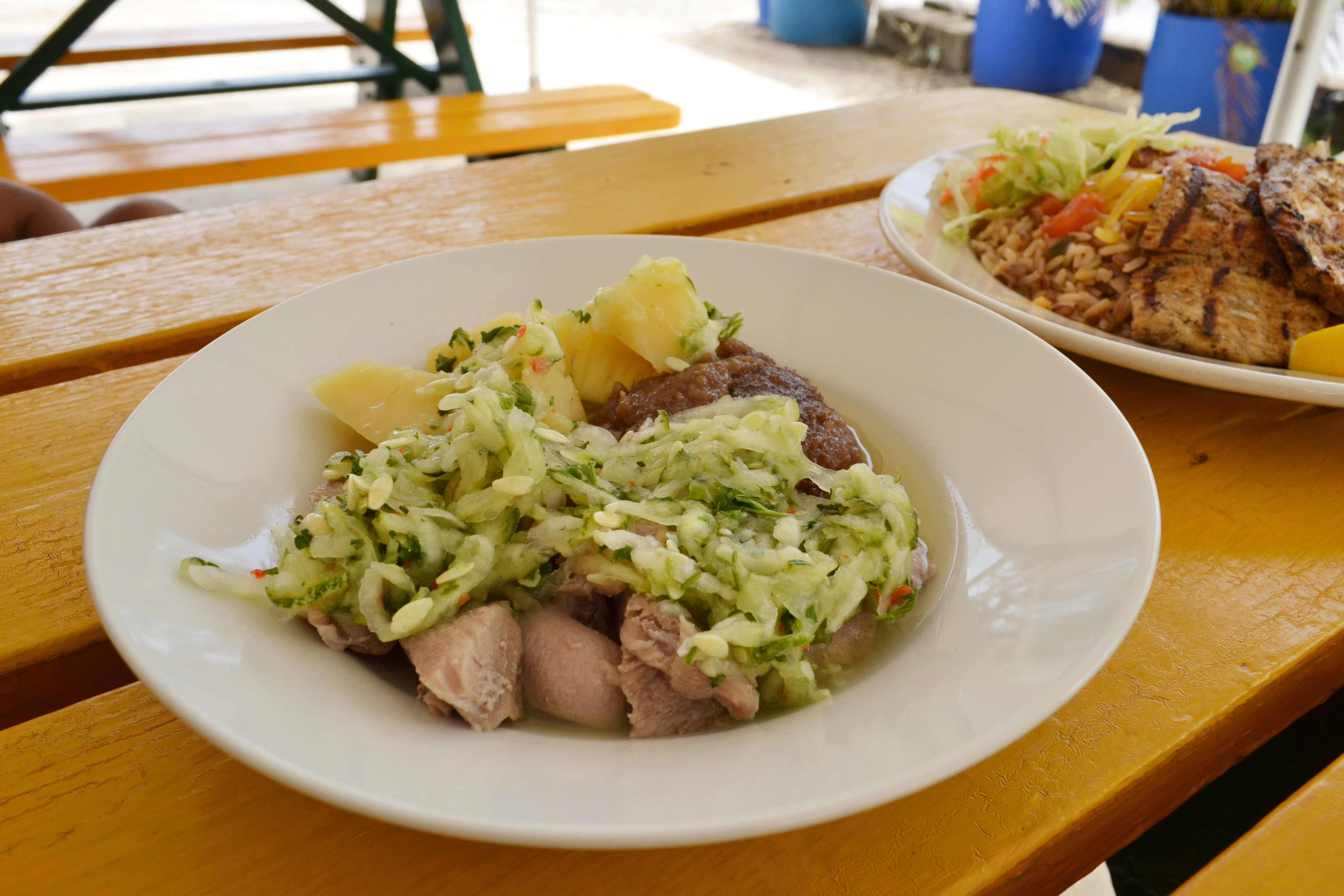 Pudding and Souse
