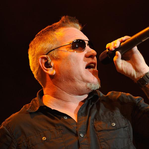 Smash Mouth Singer Steve Harwell Hospitalized