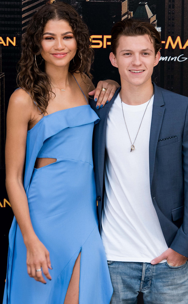 spider man co stars dating It seem another spider-man film have brought their lead together yet again as homecoming stars tom holland and zendaya are reportedly.