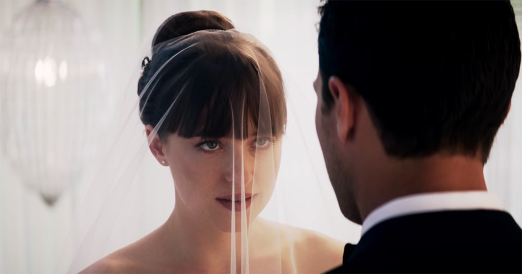 'Fifty Shades Freed' trailer released: It's wedding time