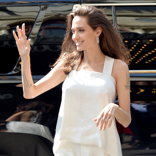 Angelina Jolie, TIFF, 2017 Toronto International Film Festival