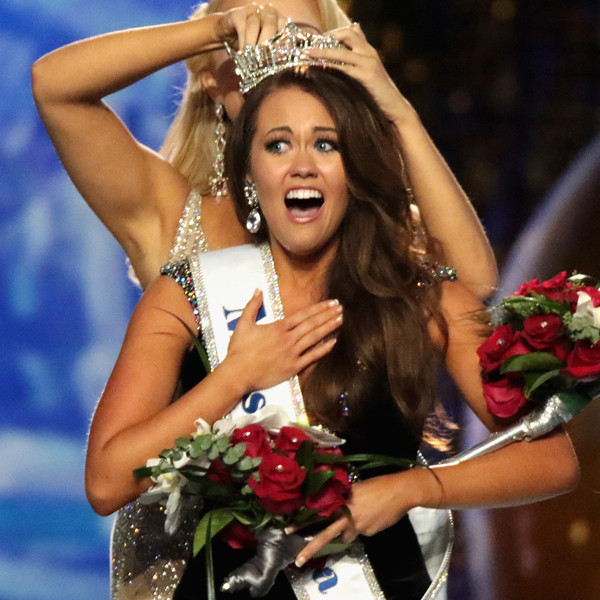 Miss North Dakota Cara Mund, Miss America 2018