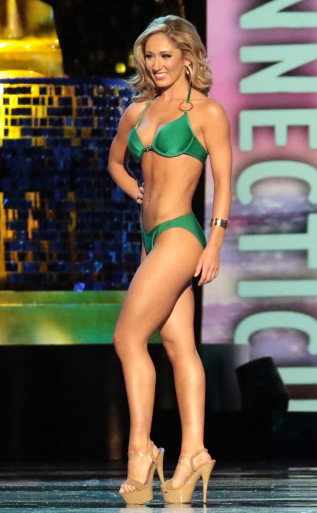 Miss America 2018, Swimsuit Challenge, Miss Connecticut Eliza Kanner