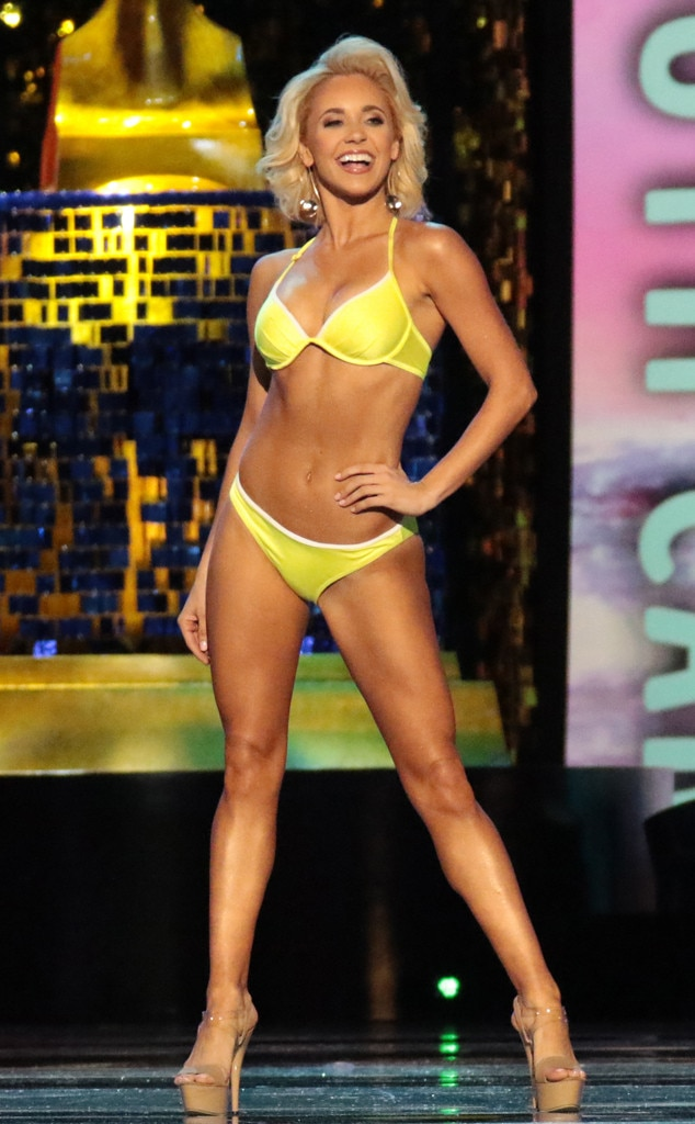 Miss America 2018, Swimsuit Challenge, Miss South Carolina Suzi Roberts
