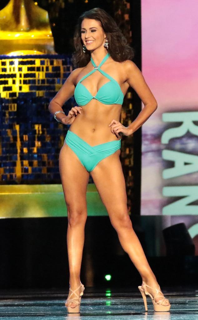 Miss America 2018, Swimsuit Challenge, Miss Kansas Krystian Fish