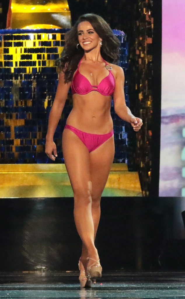Miss America 2018, Swimsuit Challenge, Miss Nicolette Peloquin