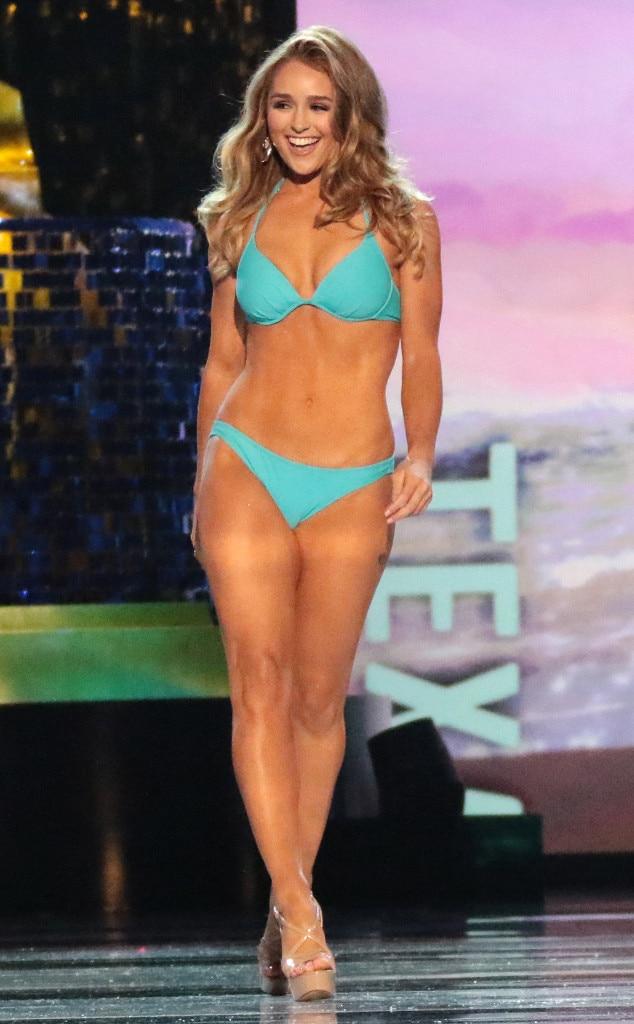 Miss America 2018, Swimsuit Challenge, Miss Texas Margana Wood