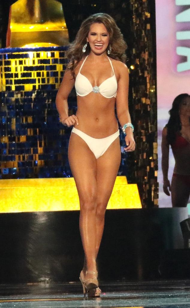 Miss America 2018, Swimsuit Challenge, Miss Virginia Cecili Weber