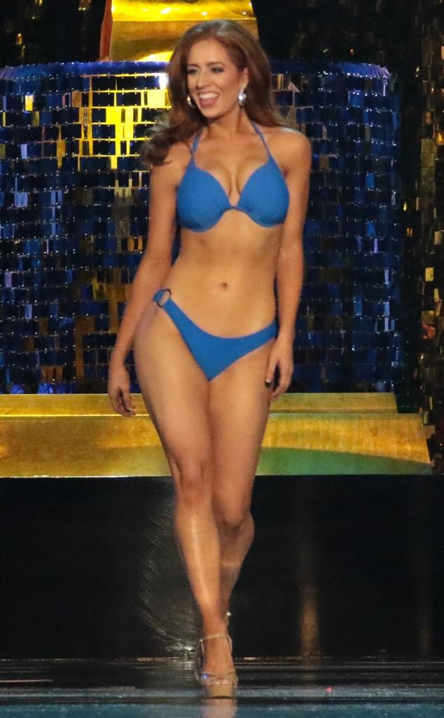 Miss America 2018, Swimsuit Challenge, Miss Minnesota Brianna Drevlow