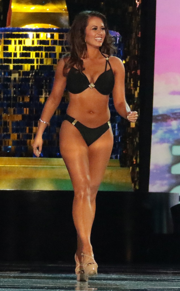 Miss America 2018, Swimsuit Challenge, Miss North Dakota Cara Mund