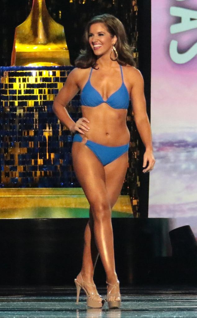 Miss America 2018, Swimsuit Challenge, Miss Minnesota Maggie Benton