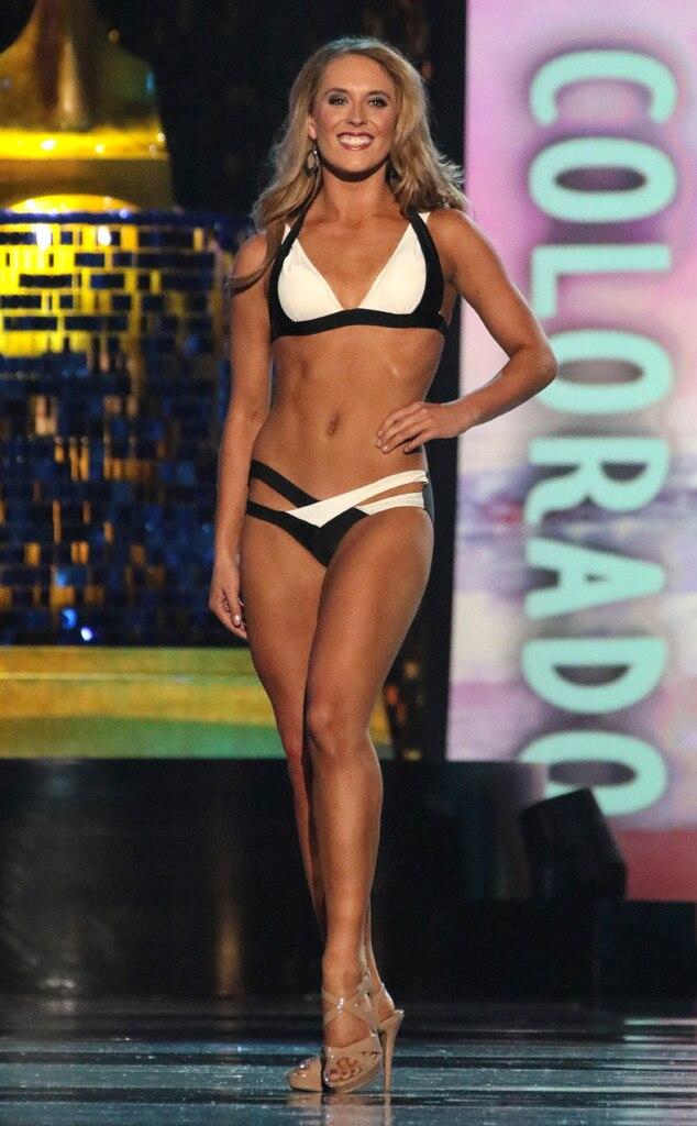 Miss America 2018, Swimsuit Challenge, Miss Colorado Meredith Winnefeld