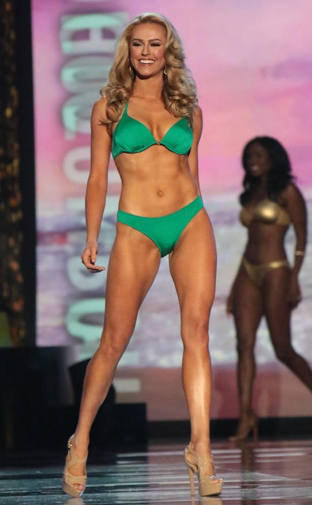 Miss America 2018, Swimsuit Challenge, Miss Ohio Sarah Clapper