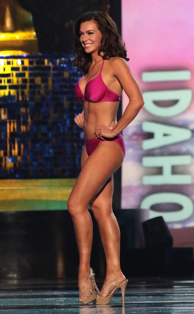 Miss America 2018, Swimsuit Challenge, Miss Idaho Taylor Lance