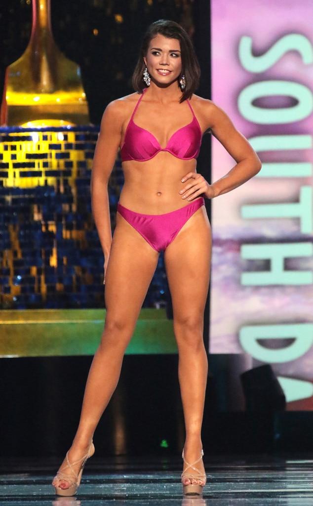 Miss America 2018, Swimsuit Challenge, Miss South Dakota Miranda Mack