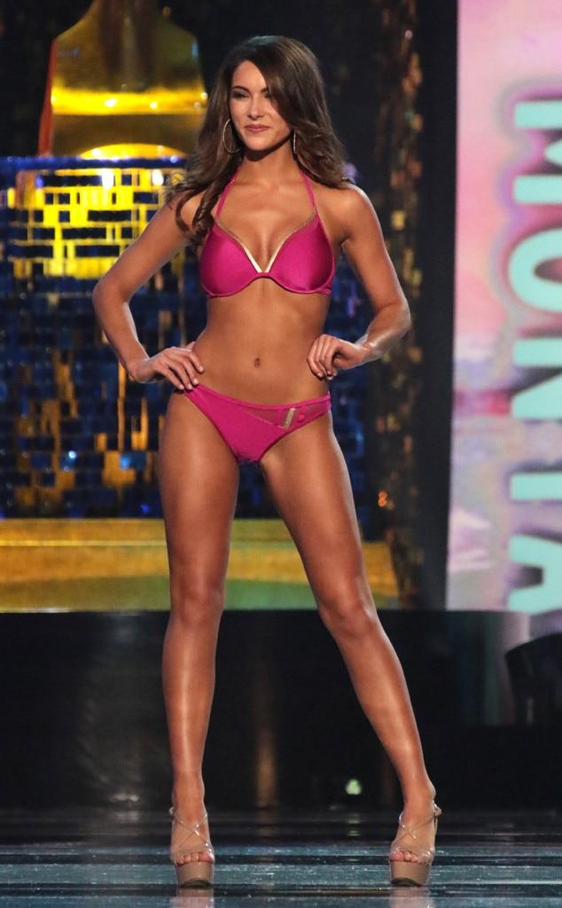 Miss America 2018, Swimsuit Challenge, Miss Montana Maddie Murray