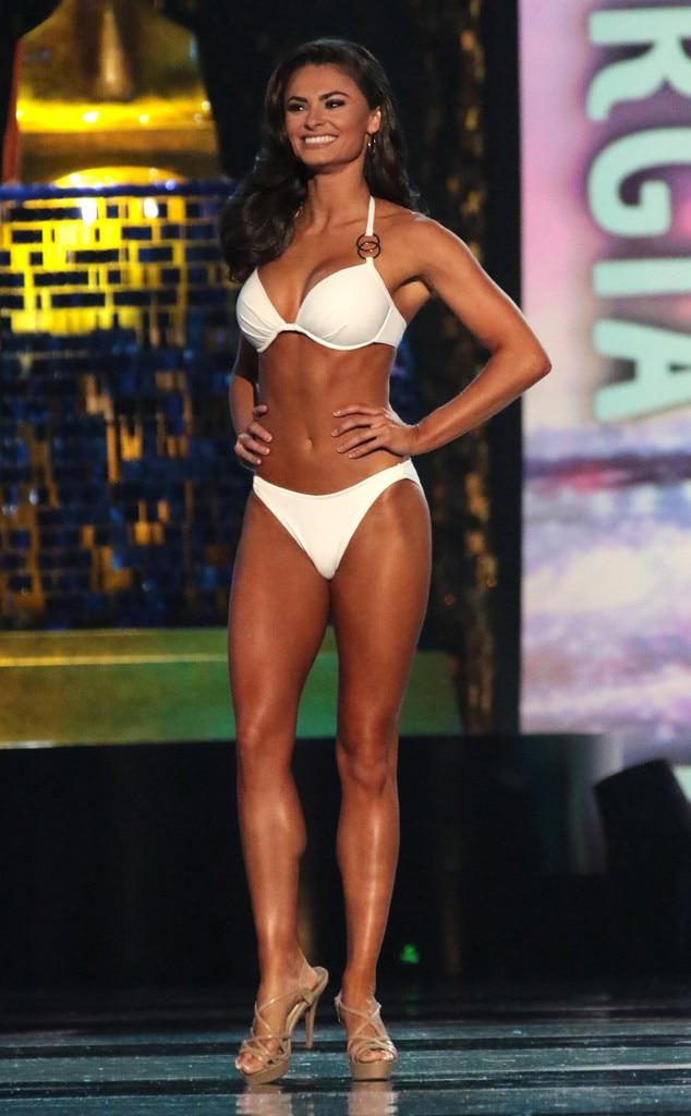 Miss America 2018, Swimsuit Challenge, Miss Georgia Alyssa Beasley