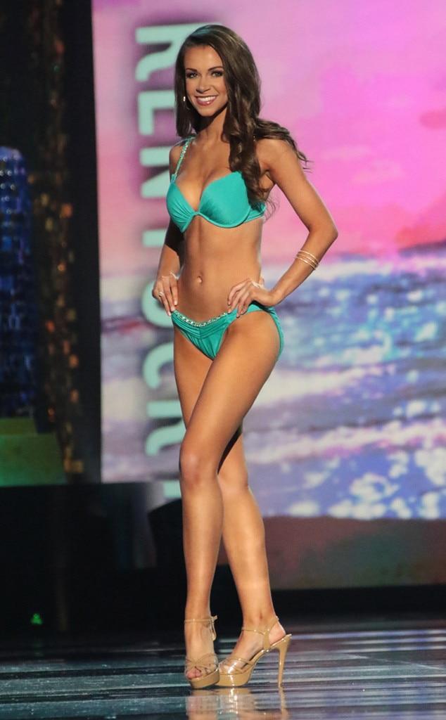 Miss America 2018, Swimsuit Challenge, Miss Kentucky Molly Matney