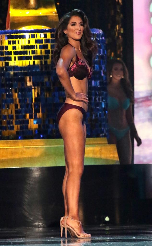 Miss America 2018, Swimsuit Challenge, Miss Vermont Erin Connor