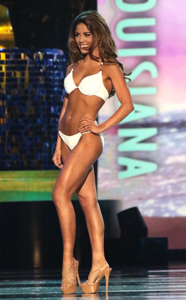 Miss America 2018, Swimsuit Challenge, Miss Louisana Laryssa Bonacquisti