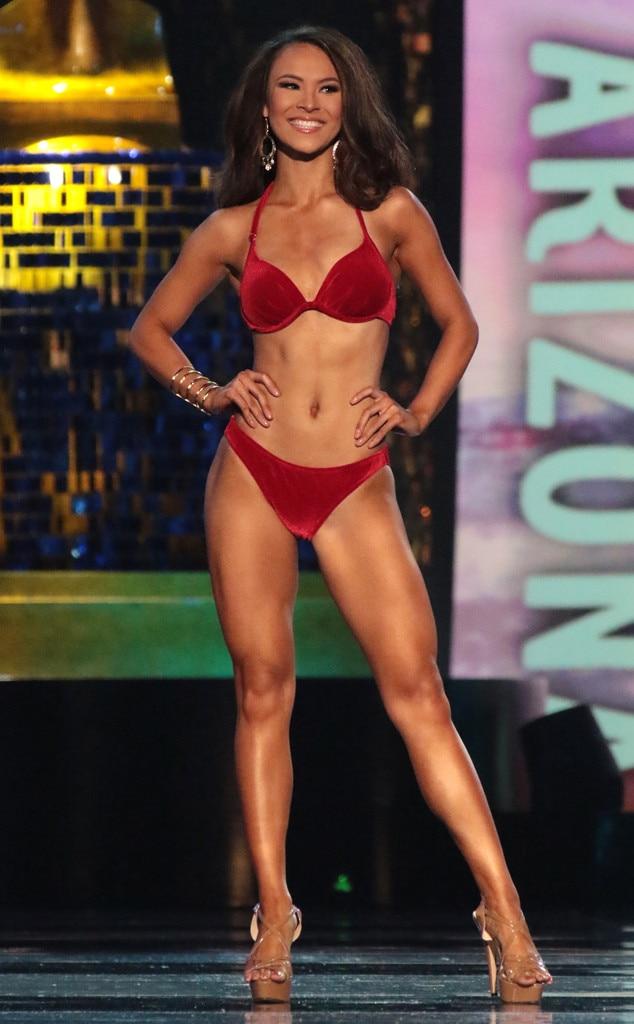 Miss America 2018, Swimsuit Challenge, Miss Arizona MaddieRose Holler