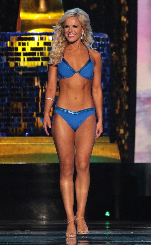 Miss America 2018, Swimsuit Challenge, Miss Michigan Heather Kendrick