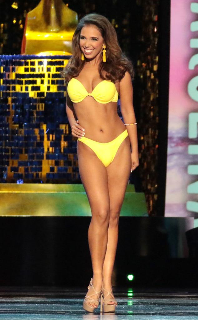 Miss America 2018, Swimsuit Challenge, Miss North Carolina Victoria Huggins