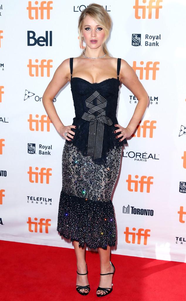 Jennifer Lawrence, 2017 Toronto International Film Festival