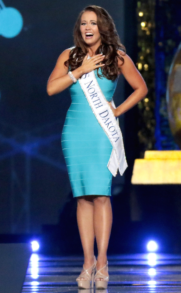 Miss America 2018, Miss North Dakota Cara Mund