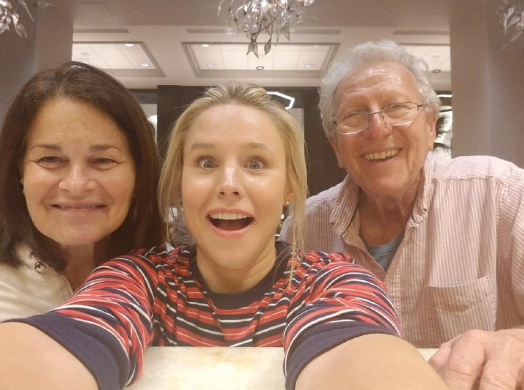 Josh Gad Parents, Kristen Bell, Instagram, Irma