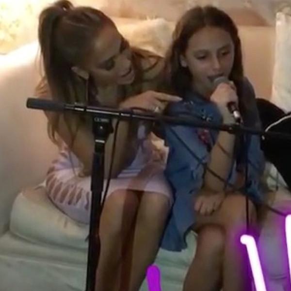 Jennifer Lopez, Ella Alexander