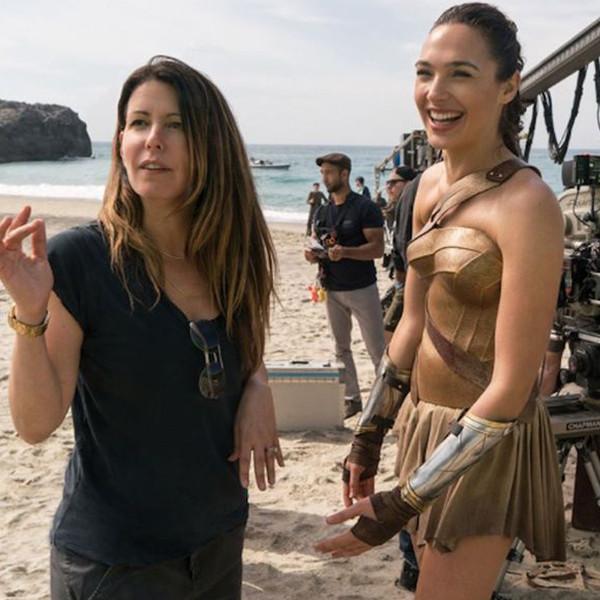 Patty Jenkins Signs on to Direct Wonder Woman SequelDC Comics - Geoff Johns - Nyong River - Patty Jenkins - The Wonder - Variety - Wonder Woman