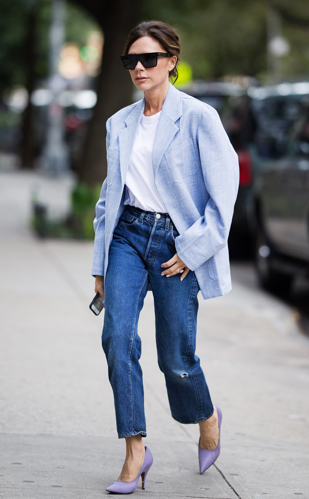 Why Victoria Beckham And Other Stars Don't Wash Their Jeans